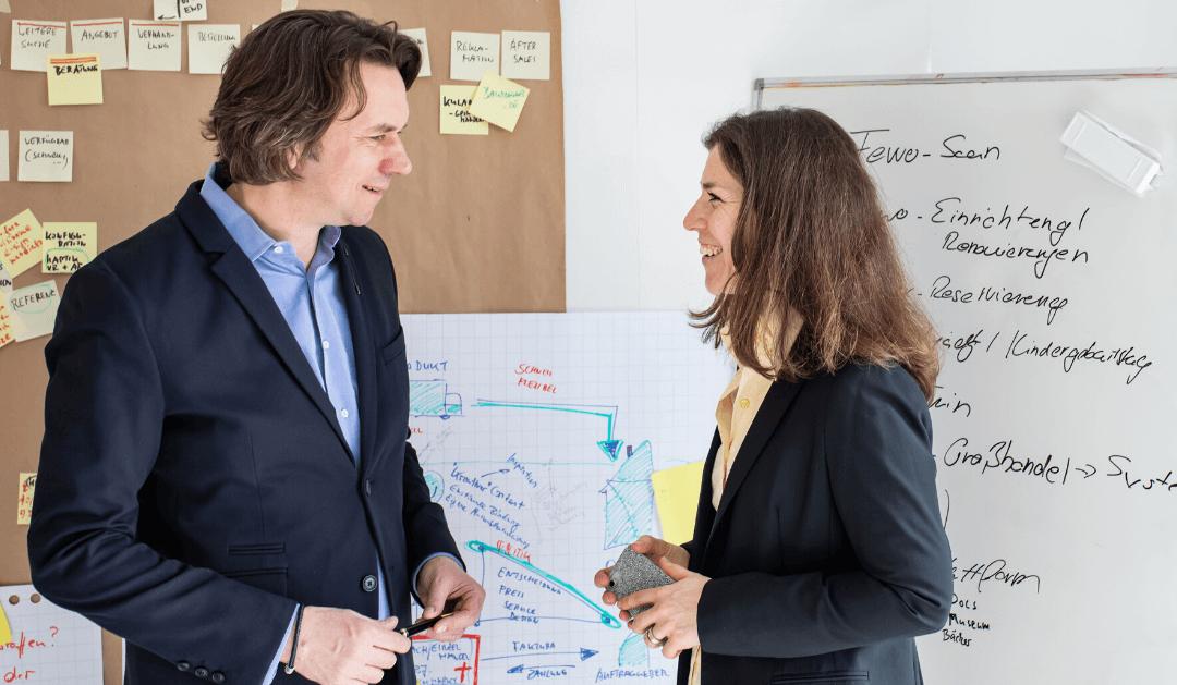 Wie du als Angestellte mehr Sichtbarkeit durch Personal Branding bekommst