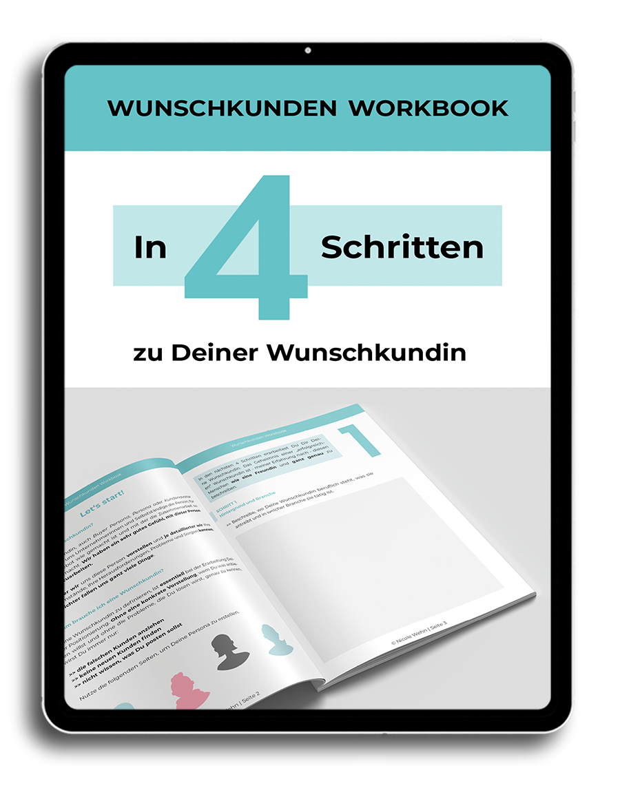 Wunschkunden Workbook